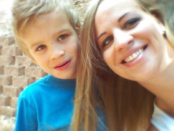Celia Nuzzo and her son, Aiden Andrew Nuzzo, 7, of St. George, who died after he was found at the bottom of the Sands Motel swimming pool, 581 E. St. George Blvd., St. George, Utah, Aug. 8, 2016 , photo location and date unspecified | Photo courtesy of Fight Aiden Fight GoFundMe page, St. George News