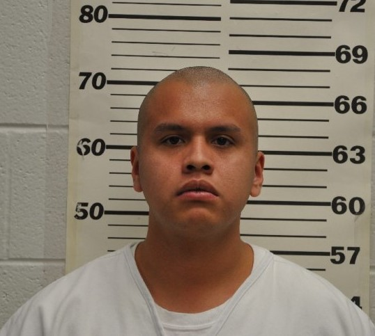 Carlos-Adrian Javier Hernandez | Photo courtesy of Utah Department of Corrections, St. George News
