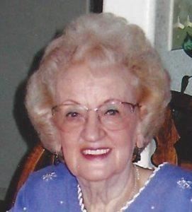 Doris Mae Bradford Henion