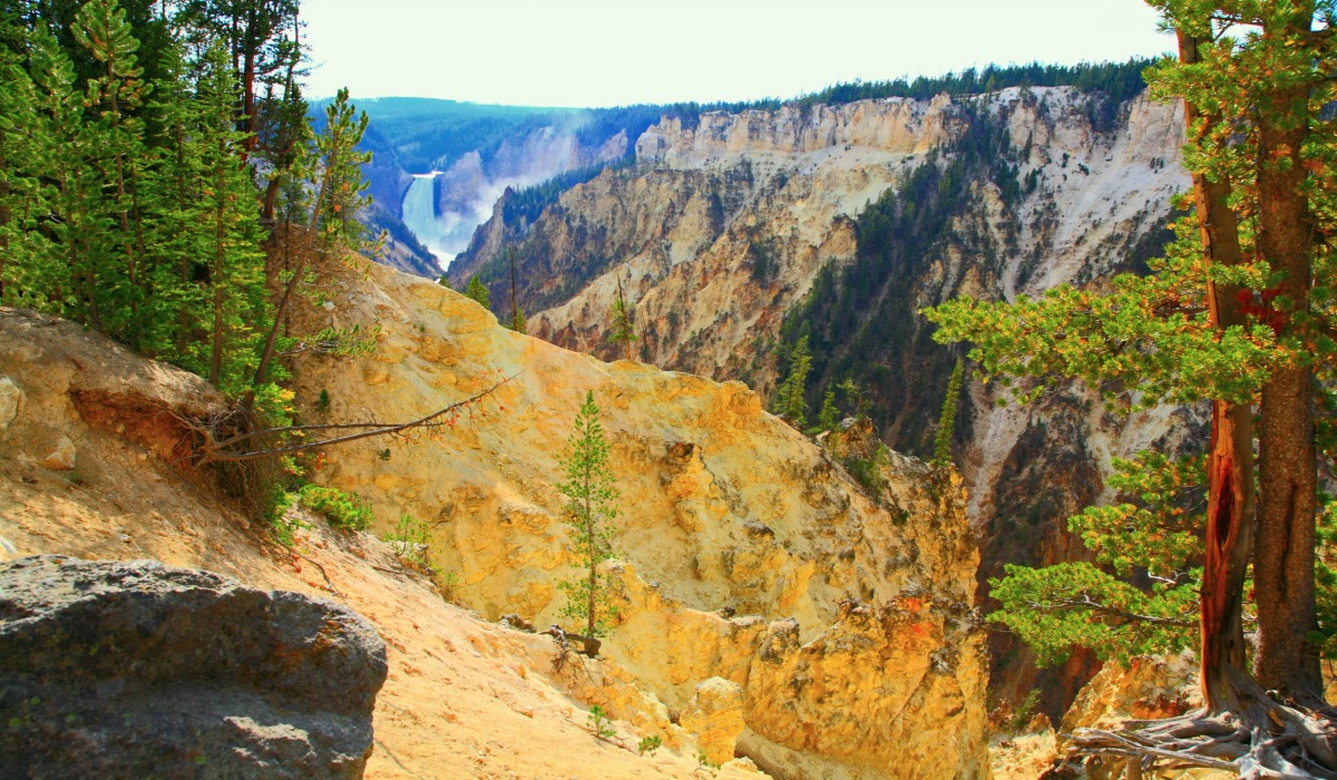 Grand Canyon at YellowStone National Park, Photo by Hongjiong Shi | Getty Images, St. George News