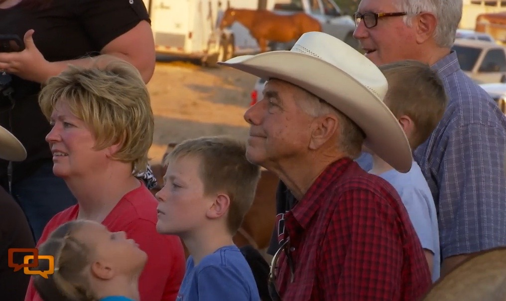 Families, with their youngest to oldest, enjoyed the all-about-kids Veyo Rodeo Friday night. Veyo Rodeo Arena, Veyo, Utah, Aug. 5, 2016 | Photo by Sheldon Demke, St. George News