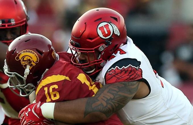 Lowell Lotulelei is back to anchor the Utah defense. | Photo courtesy Utah Athletics