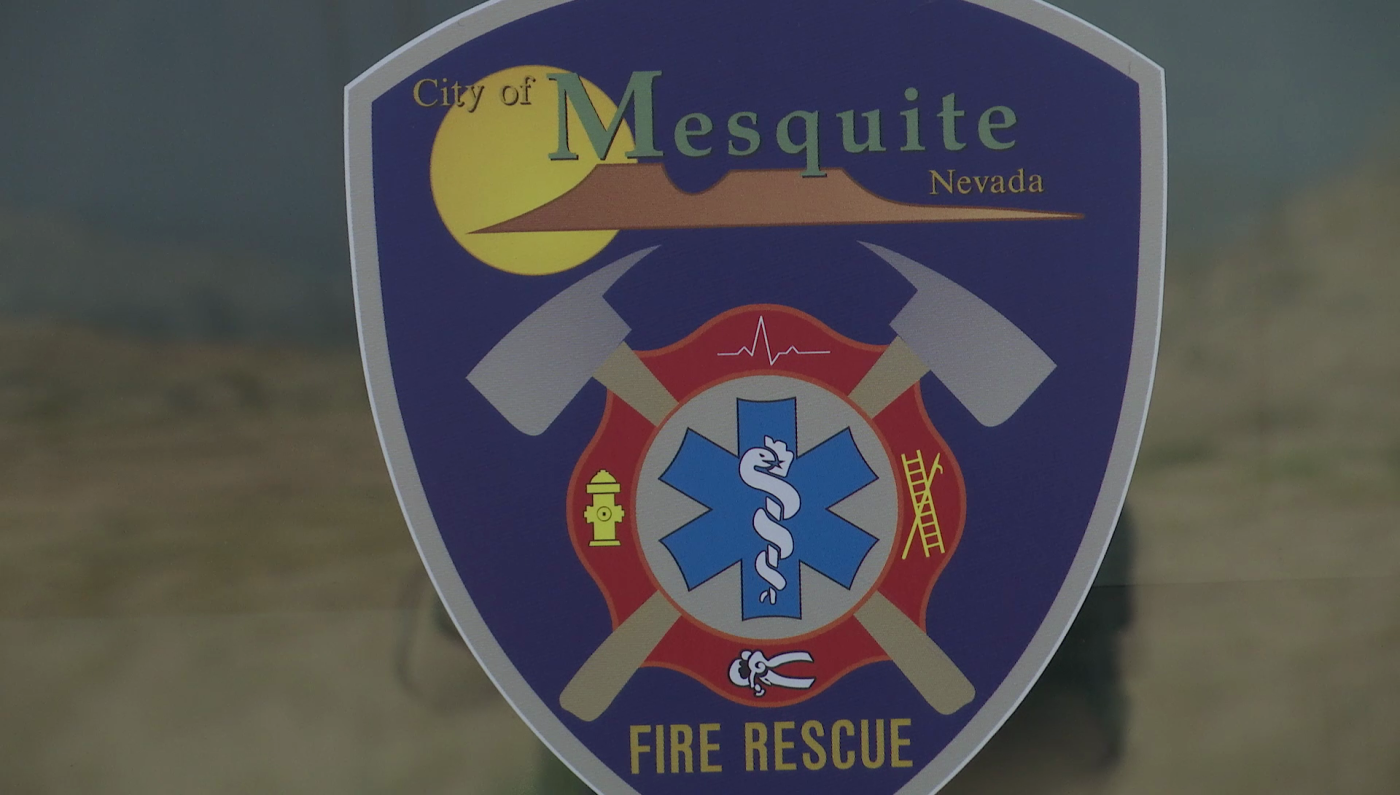 Mesquite Fire Rescue, Mesquite, Nevada, Aug. 8, 2016 | Photo by Austin Peck, St. George News