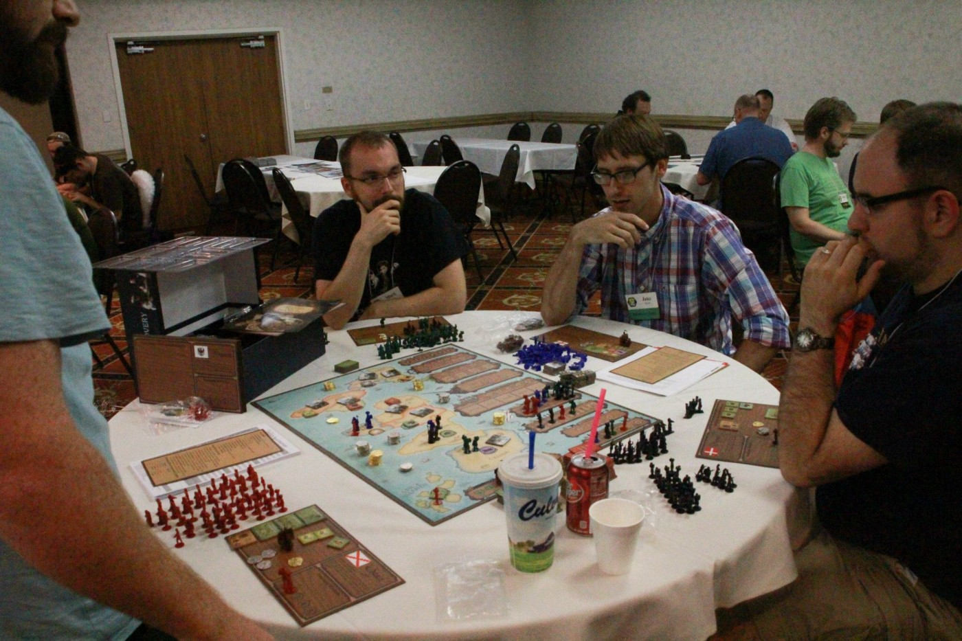 At the 2015 St. George Board Game Convention, St. George, Utah, Circa August 2015 | Photo courtesy of the St. George Board Game Convention, St. George News