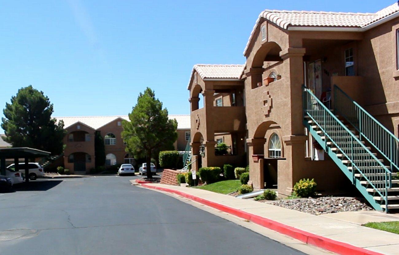 Apartments in St. George, Utah, Aug. 9, 2016 | Photo by Mori Kessler, St. George News