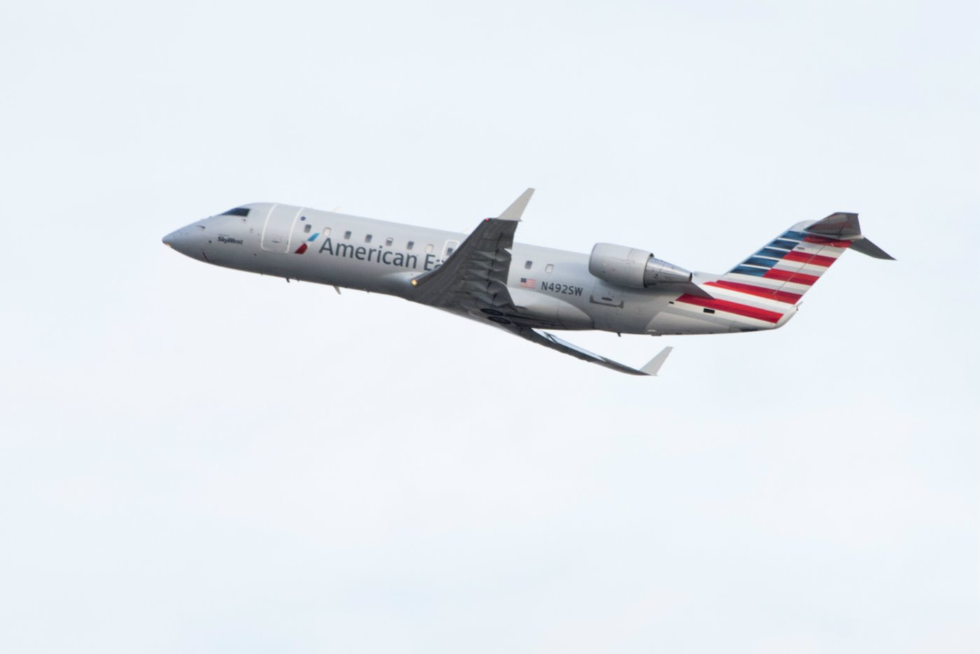 SkyWest Airlines will be offering flights to Phoenix, Arizona, under as American Eagle starting November 2016. The new route is made possible through a partnership with American Airlines. location and date of photo unknown | Photo courtesy of SkyWest Airlines, St. George News