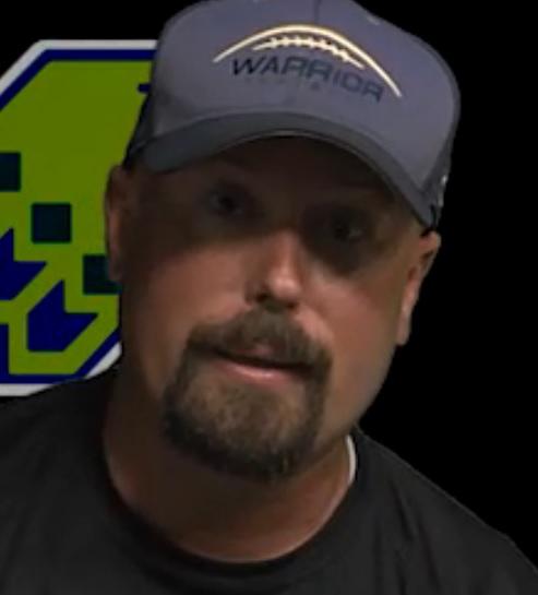 Coach Mike Esplin