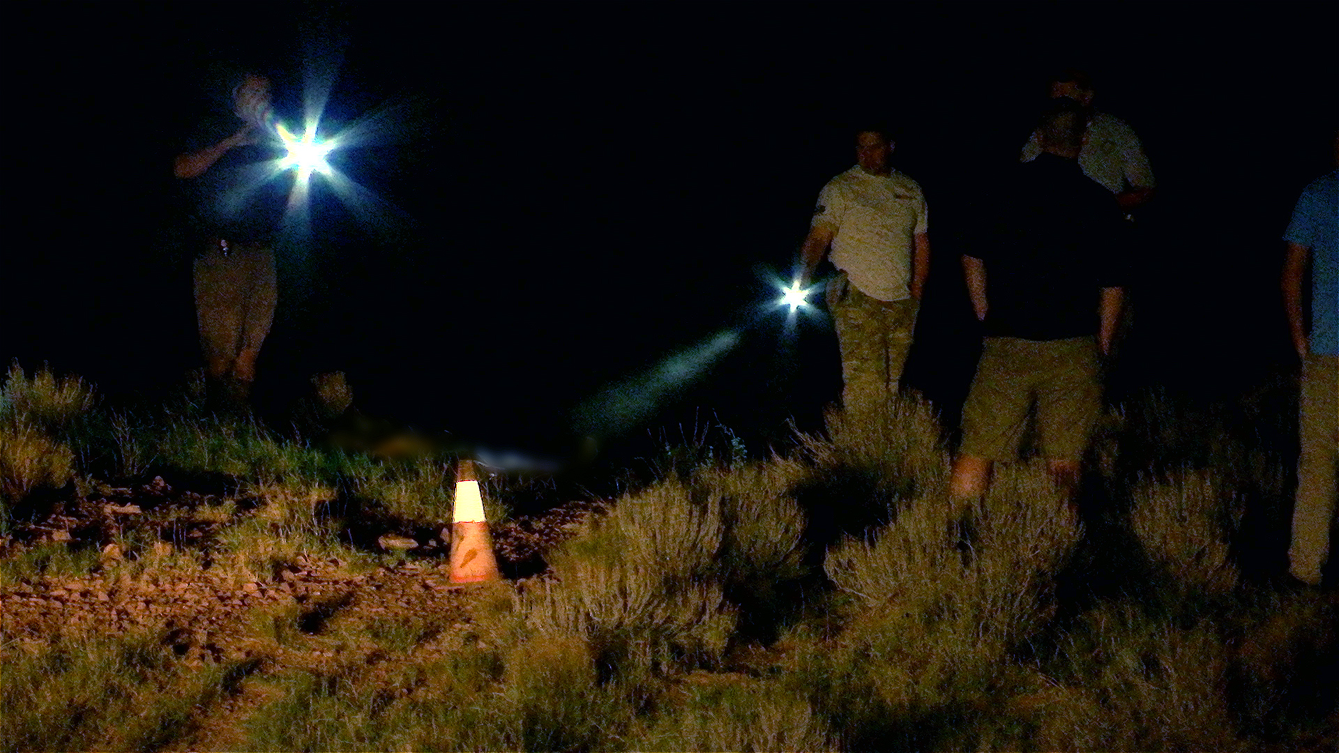 The body of missing 30-year-old David Heisler was found by a Bureau of Land Management geologist in the Mt. Trumbull region of the Arizona Strip, Mohave County, Arizona, Aug. 18, 2016 | Photo by Michael Durrant, St. George News