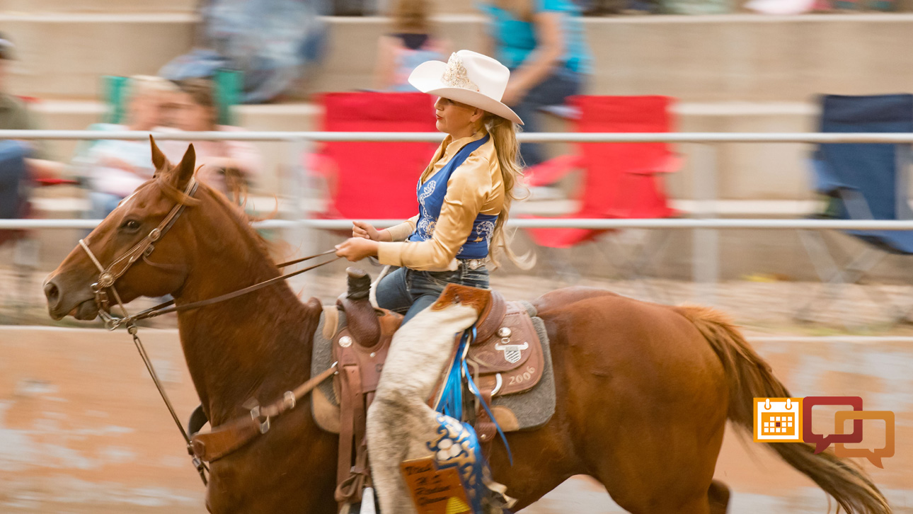 Rodeo Day A Hometown Girl S Journey To The Crown St