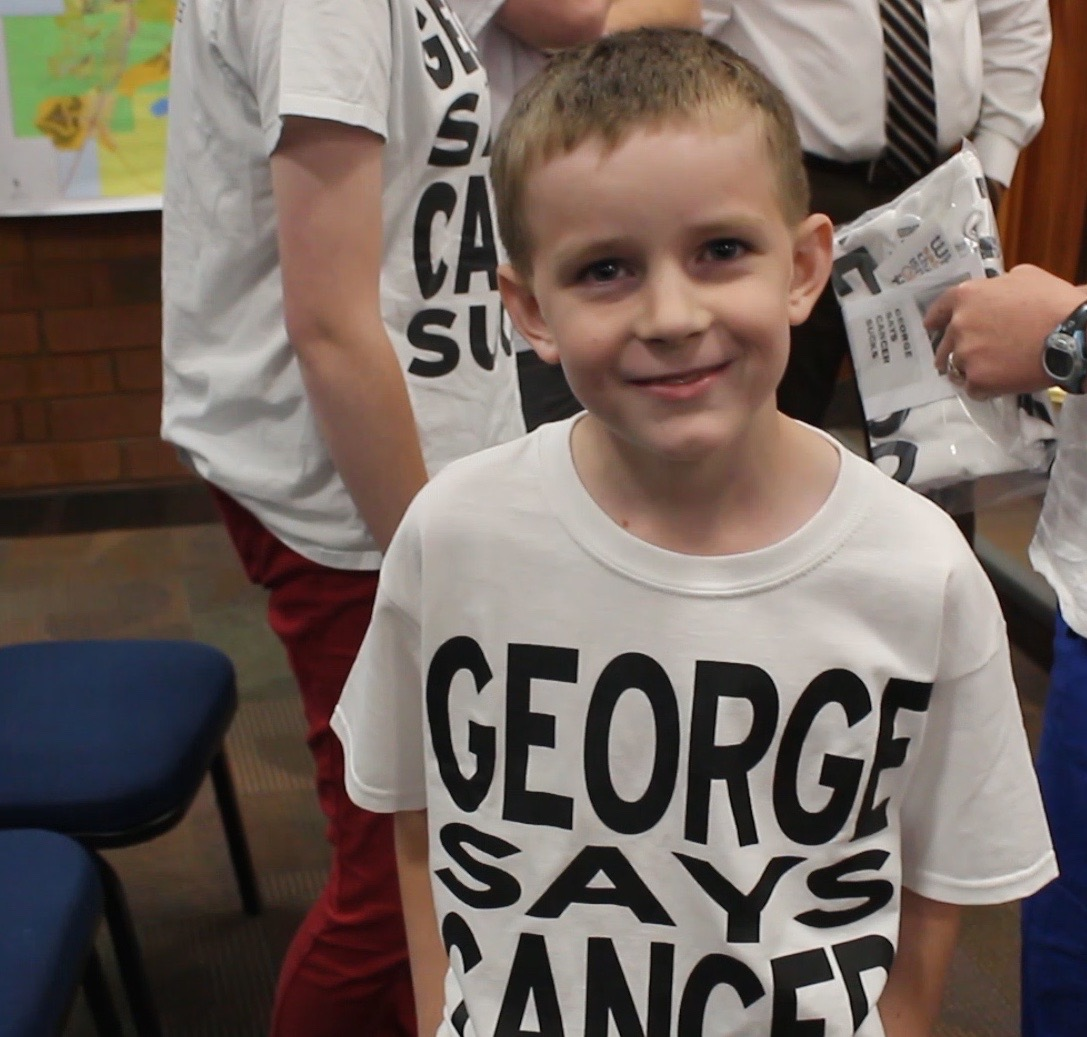 George Stafford after a St. George City Council meeting recognizing September as Childhood Cancer Awareness Month, St. George, Utah, Sept. 1, 2016 | Photo by Mori Kessler, St. George News