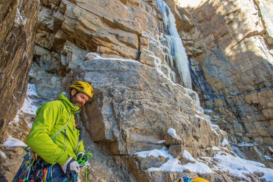 This undated photo shows climber Scott Adamson. | Photo by Nathan Smith/Pull Photography via AP; St. George News