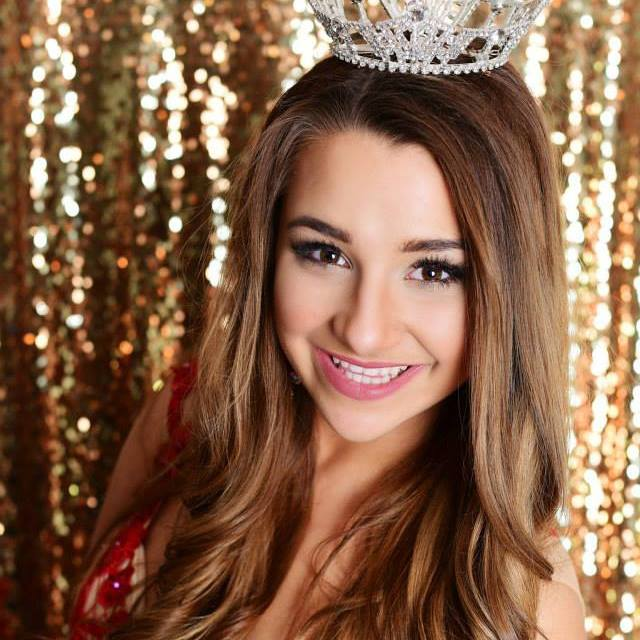 Aubree Christensen, 2014 Miss Washington County, photo location and date unspecified | Photo by Skye Amanda Photography courtesy of Aubree Christensen, St. George News