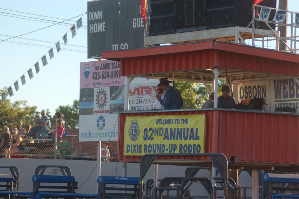 Dixie Roundup Rodeo Kicks Off With Glitz Grit And Old