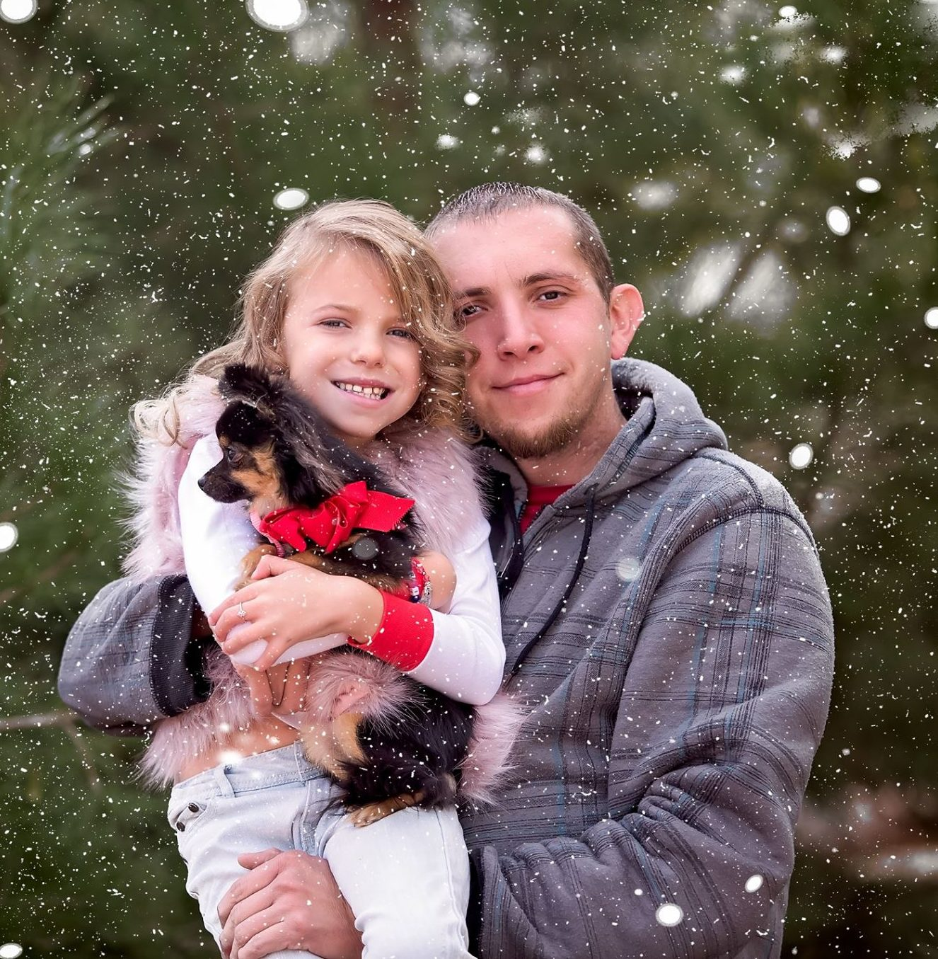 David Heisler with his daughter Mariah, location and date unspecified | Photo courtesy of the Justice for David Heisler Facebook page, St. George News