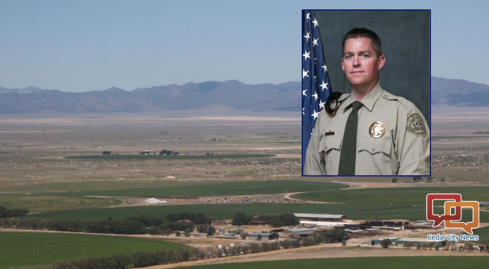 Deputy Jobe Peterson StGeorgeNews.com