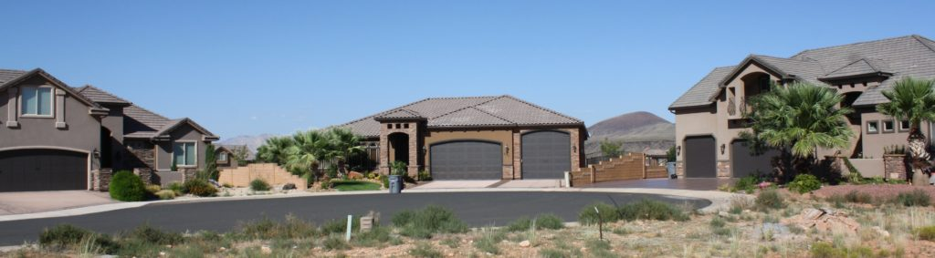 Dixie Springs is a mecca for vacation homes in Hurricane. The City Council just denied an exception for a potential vacation rental in the subdivision because it was less than three feet from another one, September 8, 2016 | Reuben Wadsworth, St. George News