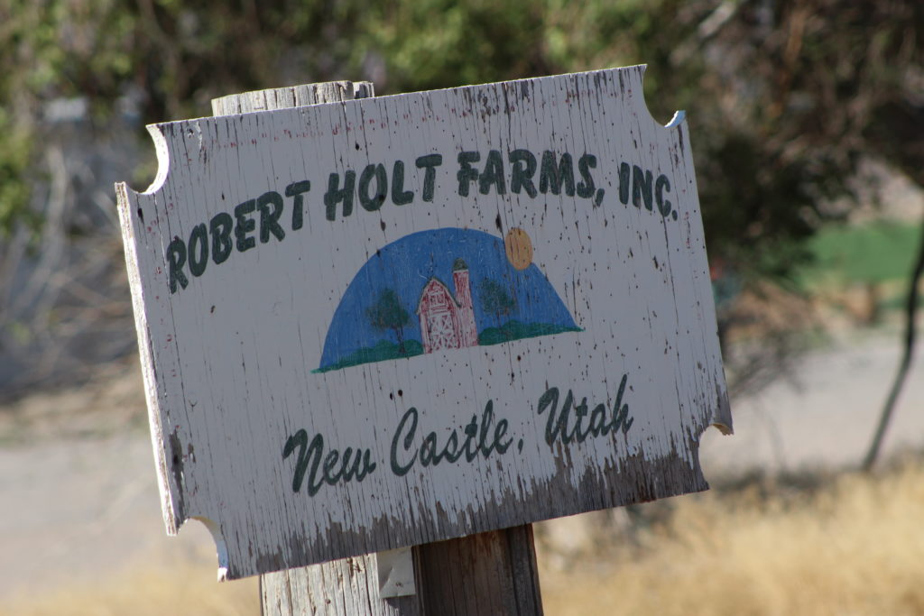 Robert Holt Farms Newcastle Iron County