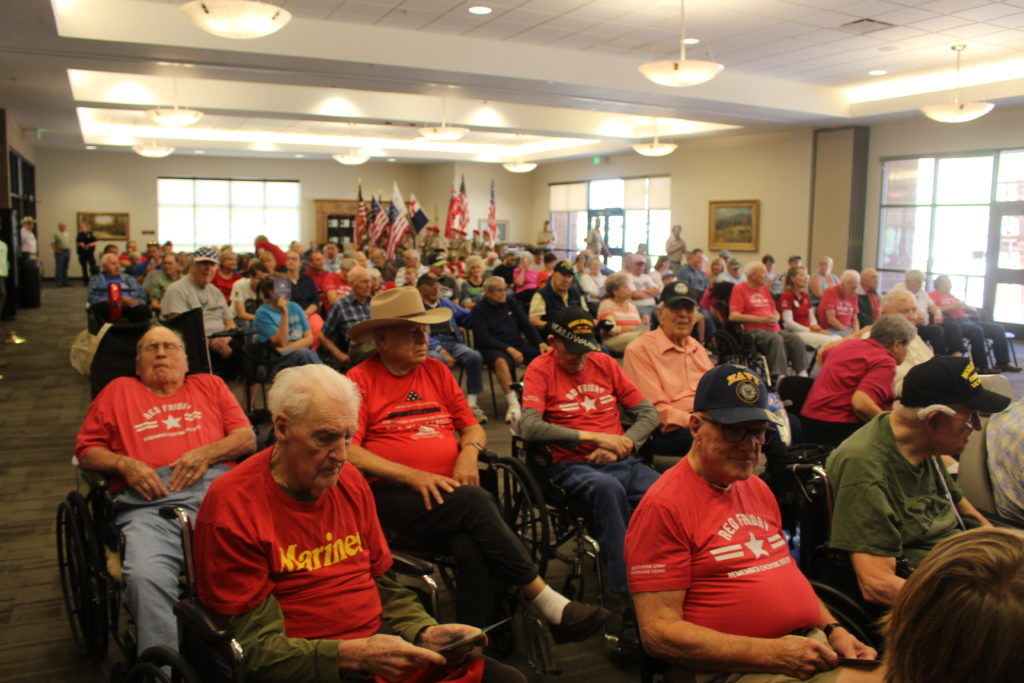 Patriot Day at Southern Utah Veterans Home - StGeorgeNews.com