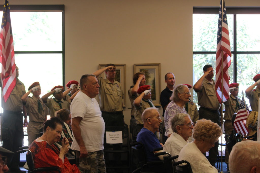 Patriot Day - Southern Utah Veterans Home - StGeorgeNews.com