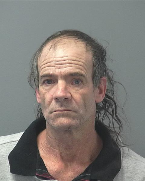 John Sutton, of St. George, Utah, booking photo posted Sept. 16, 2016 | Photo courtesy of Mesquite Police Department, St. George News