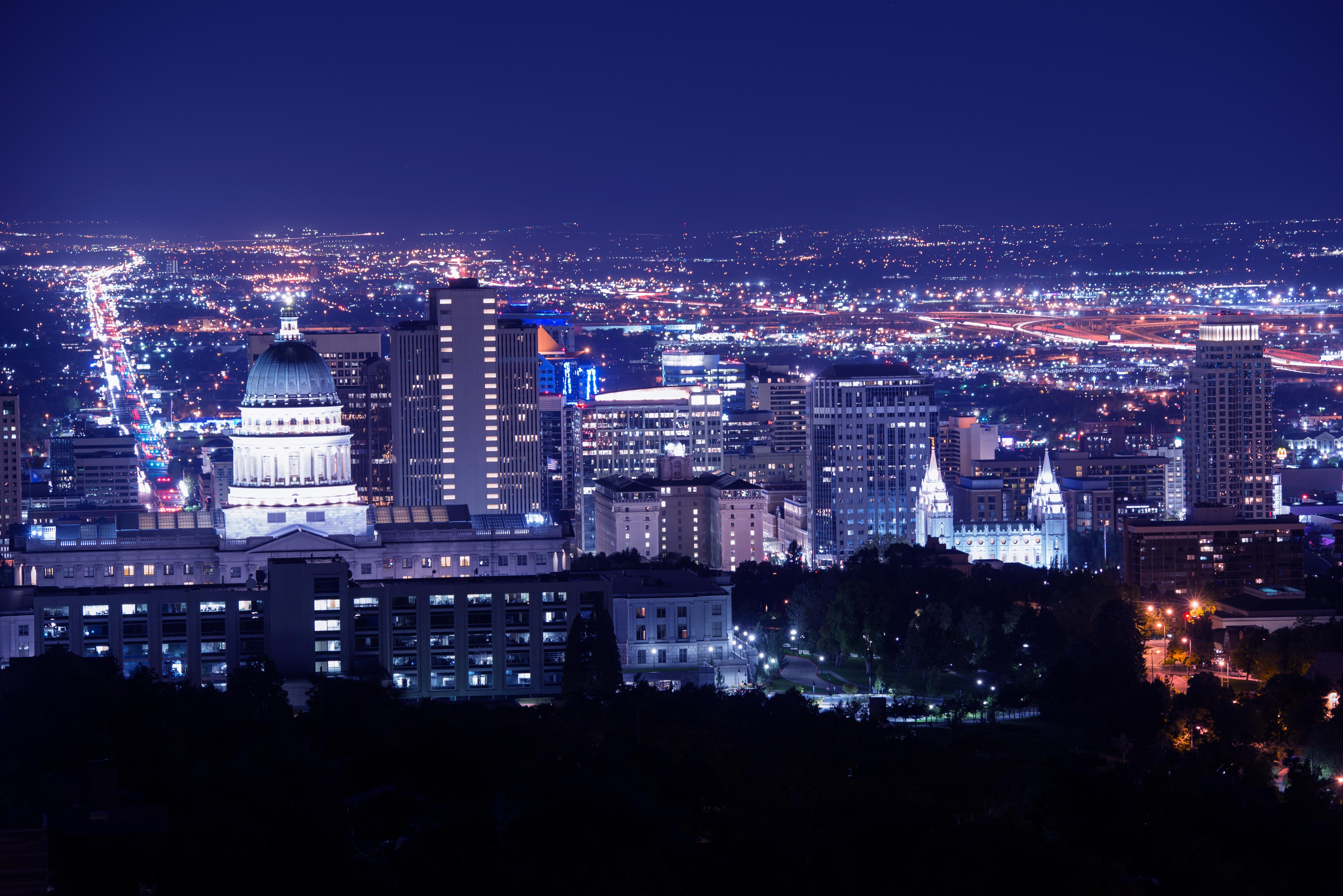 Salt Lake City, Utah | St. George News