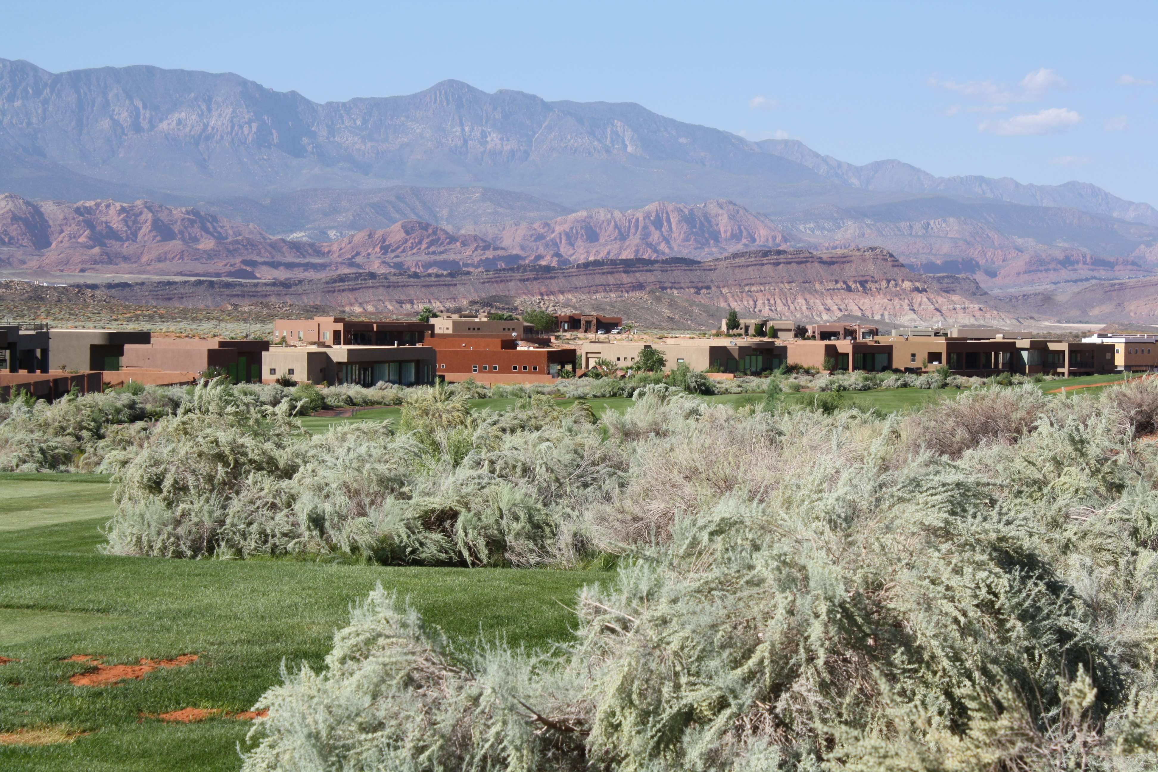Sand Hollow Resort, located just west of the entrance to Sand Hollow State Park, is another hot spot for vacation rentals within Hurricane, Utah, Sept. 8, 2016 | Photo by Reuben Wadsworth, St. George News
