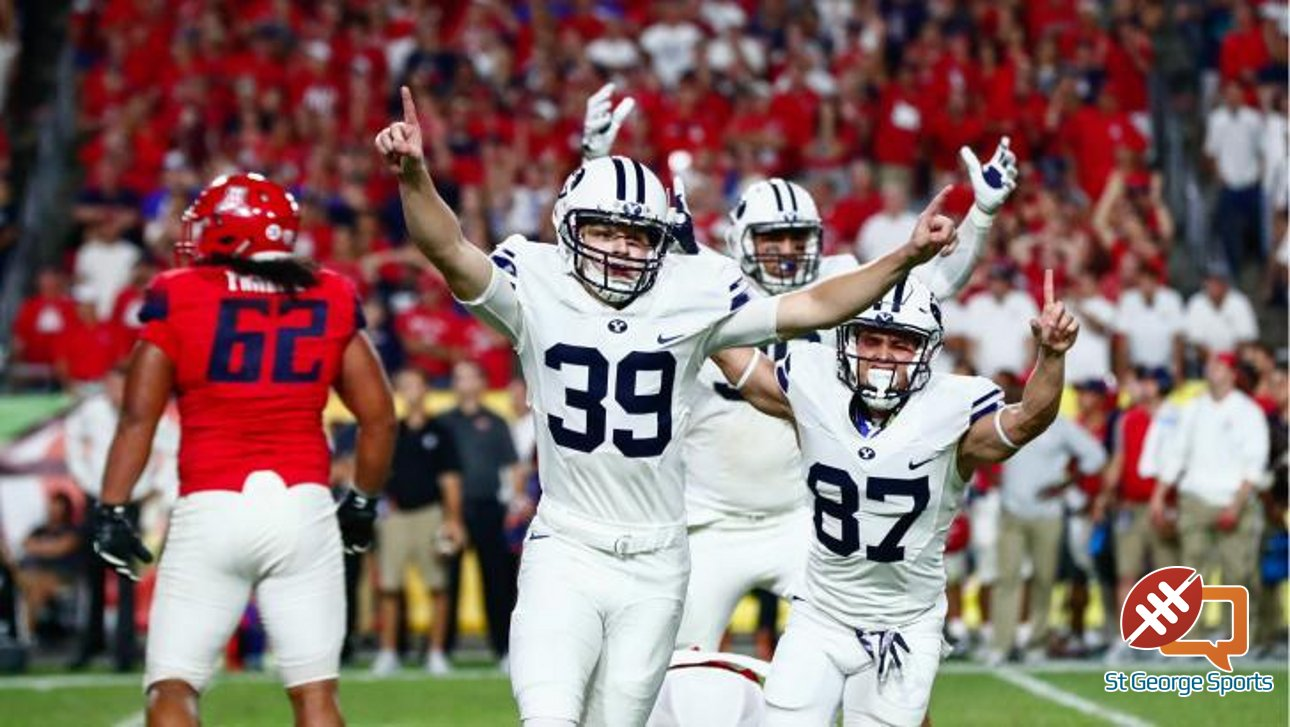 Could it come down to a last-second kick again?| Photo by BYU Photo/Jaren Wilkey
