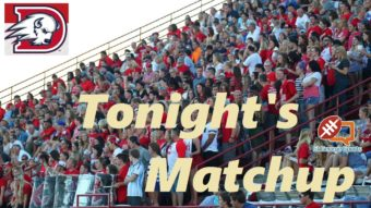 Tonight S Matchup Dixie State Football Hosts New Mexico Highlands
