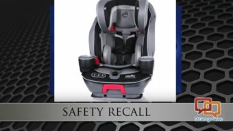 Evenflo Recalls More Than 30000 Car Seats Over Harness Issues