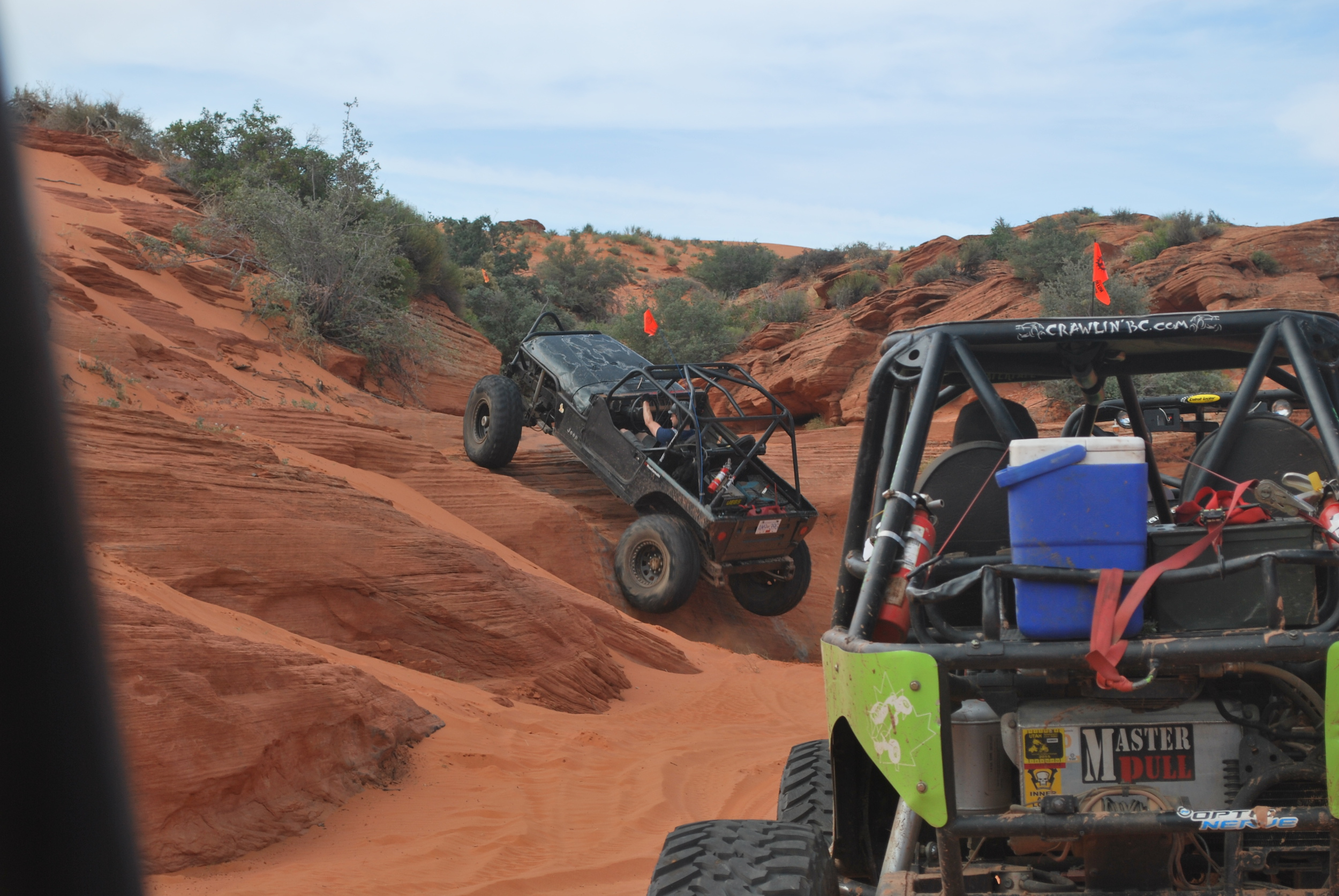 Trail Hero is offering a unique mix of trail rides, rock crawling and racing starting Tuesday in Hurricane, Utah, photo undated | Photo by Bryan Bennett, courtesy of Trail Hero, St. George News