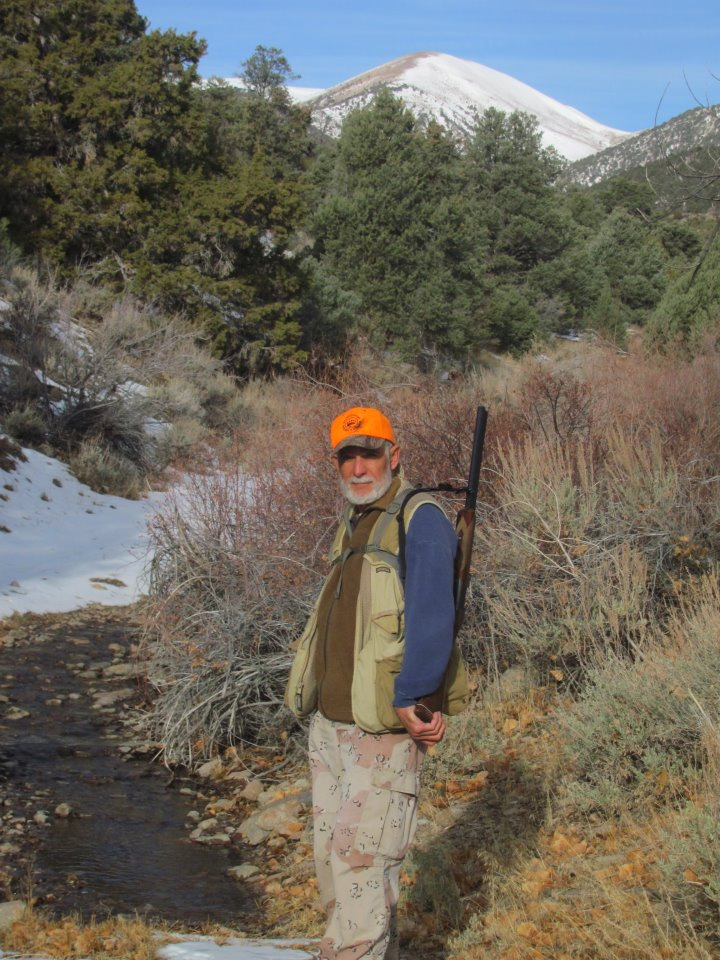 This 2012 photo of letter to the editor author Jay Banta shows him on a quail hunt, location not specified, 2012 | Photo courtesy of Jay Banta, St. George