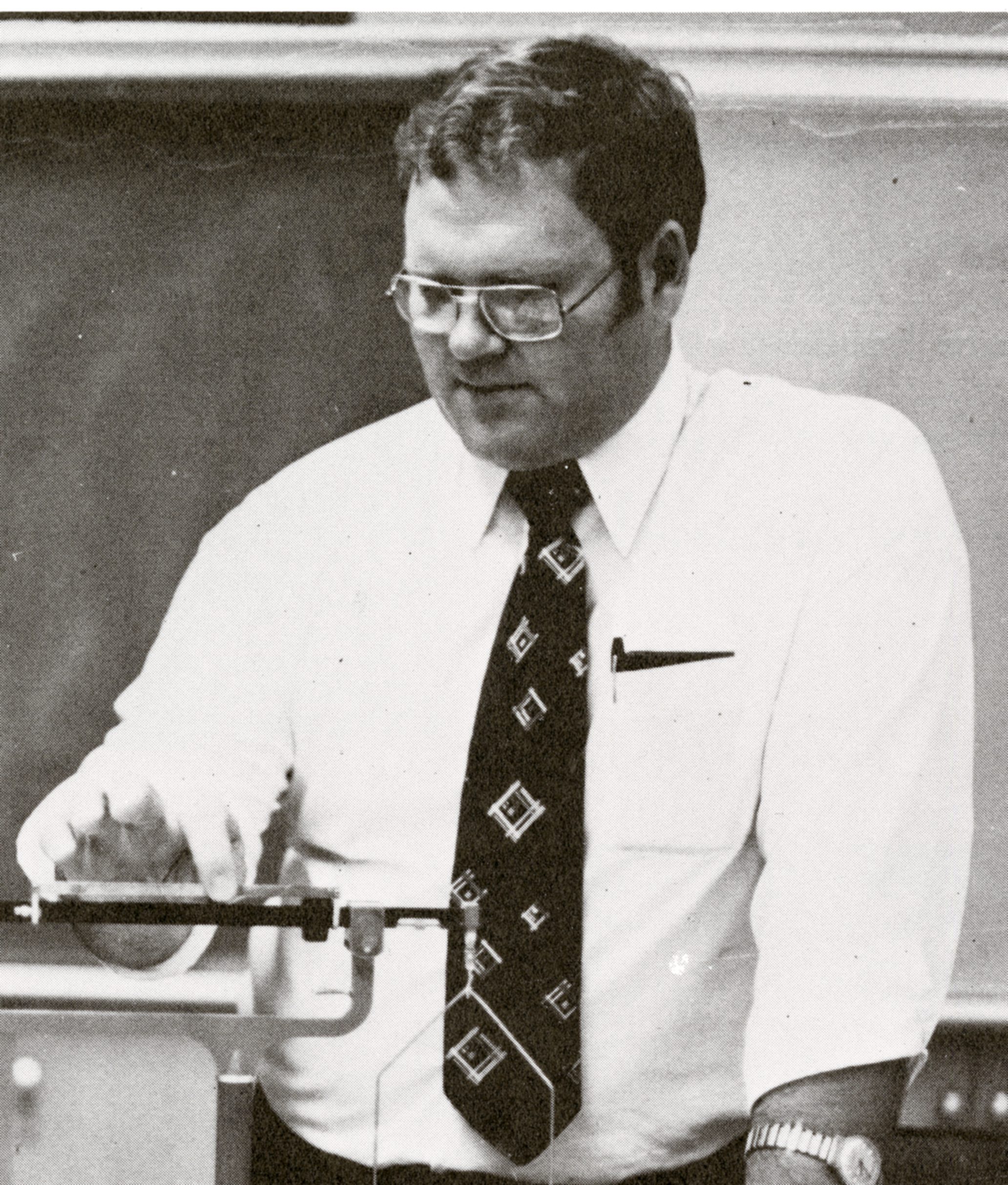 Dr. Max Rose, circa 1979 | Photo courtesy of Dixie State University, St. George News