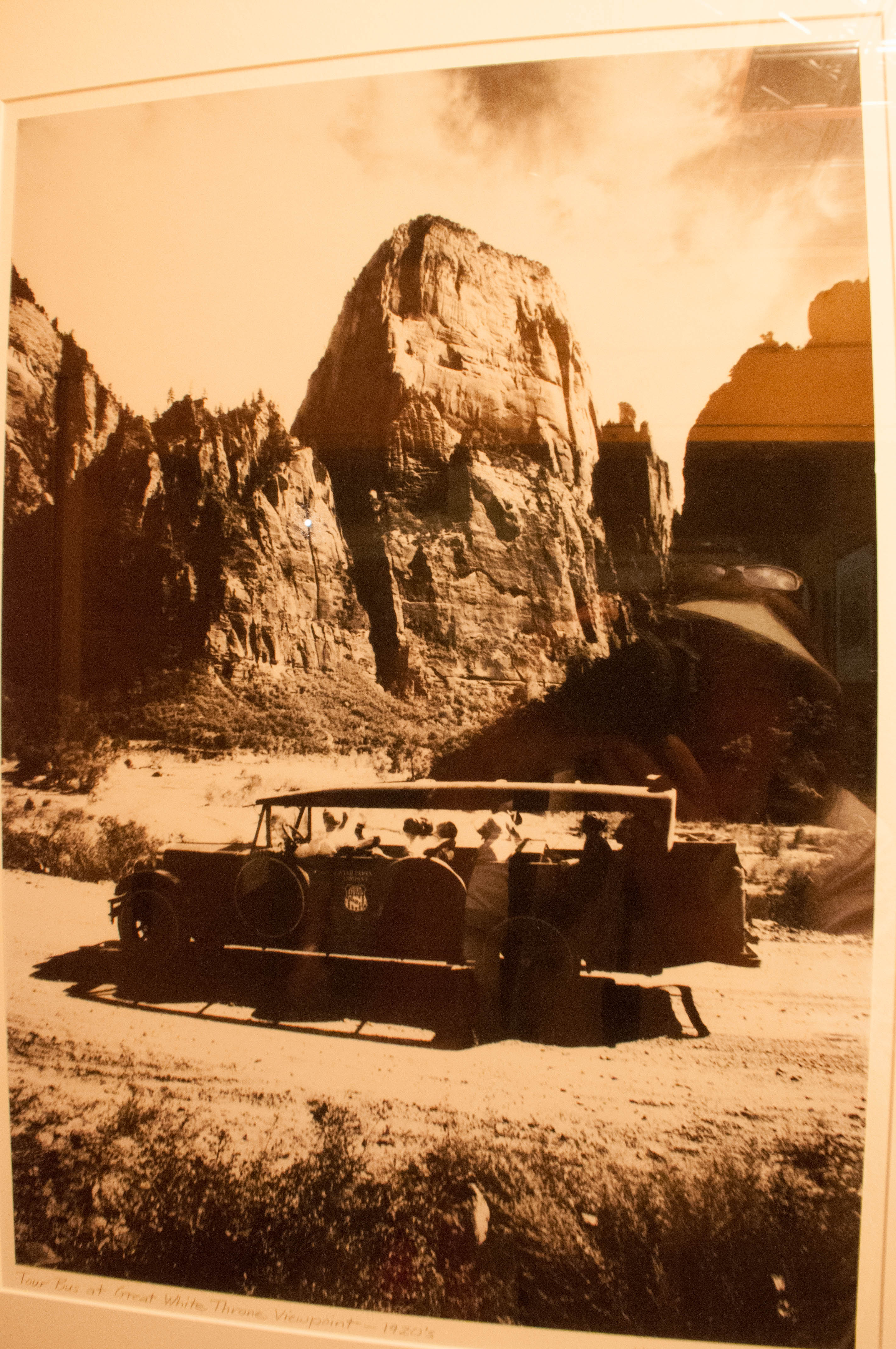 Sightseeing tourist shuttle during the early 1920s, Frontier Homestead State Park Museum, Cedar City, Utah, August 2016 | Photo courtesy of Frontier Homestead State Park Museum, St. George News