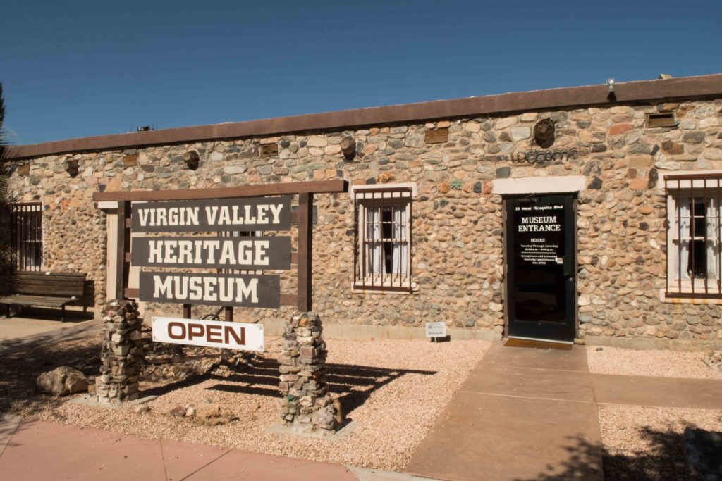 Virgin Valley Heritage Museum, Mesquite, Nevada, Oct. 18, 2016 | Photo by Jim Lillywhite, St. George News