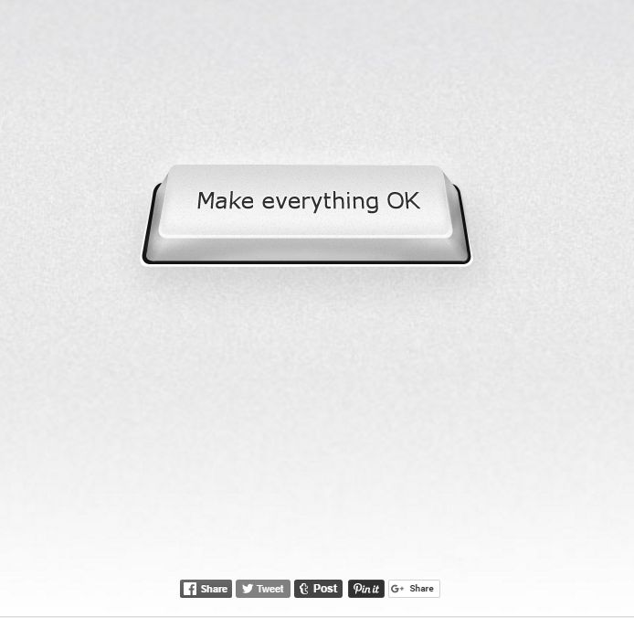 Make Everything OK website, accessed October 19, 2016 | St. George News