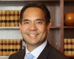 """Republican candidate Sean Reyes, incumbent attorney general for Utah, is running for re-election in 2016.   Profile photo courtesy of """"Sean Reyes for Attorney General,"""" St. George News"""