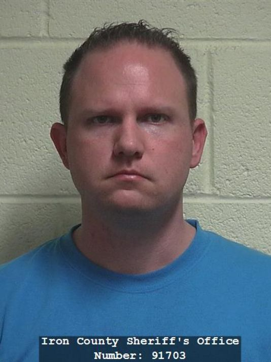 Brandon Thomas Sappington was sentenced to a maximum of 20 years for a 2013 beating of a Cedar City man, Cedar City, Utah, Oct. 9, 2013   Photo courtesy of Iron County Sheriff's Office, St. George / Cedar City News