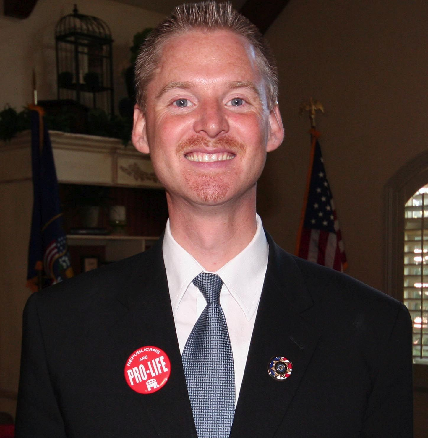 American Independent candidate for governor Superdell Schanze, undated. | Photo courtesy of utah.gov website, St. George News