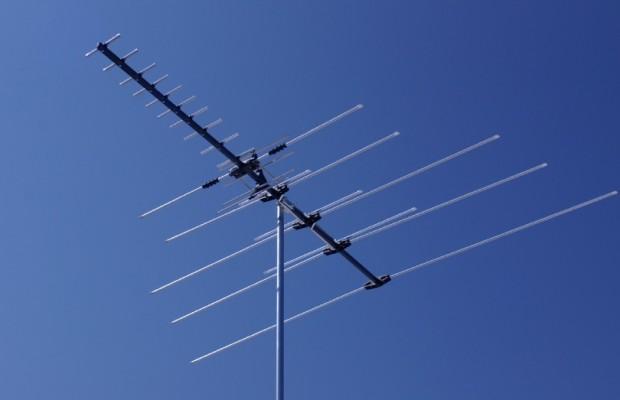 TV antenna, undated | Licensed under CC0, St. George News