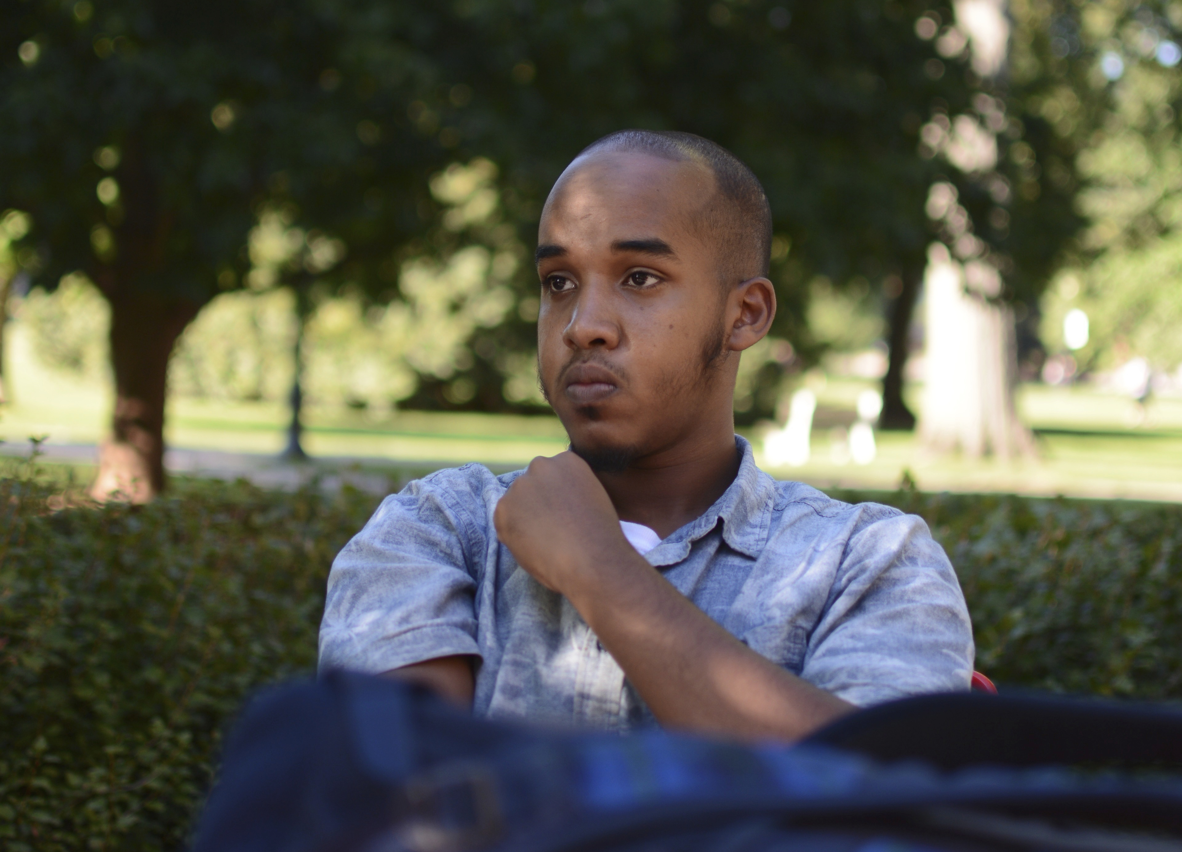 This August 2016 image provided by TheLantern.com shows Abdul Razak Ali Artan in Columbus, Ohio. Authorities identified Abdul Razak Ali Artan as the Somali-born Ohio State University student who plowed his car into a group of pedestrians on campus and then got out and began stabbing people with a knife Monday, Nov. 28, 2016, before he was shot to death by an officer. | Photo by Kevin Stankiewicz/TheLantern.com via AP, St. George News