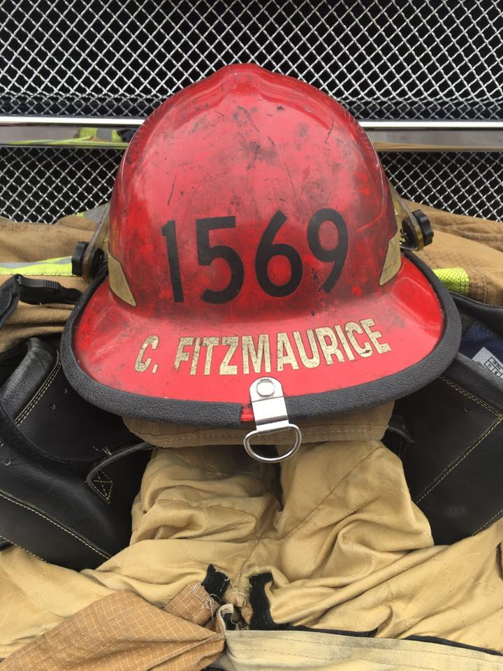 Christoper Fitzmaurice was a veteran Captain of the Phoenix Fire Department, photo location and date unspecified | Photo courtesy of the United Phoenix Firefighters Association, St. George News