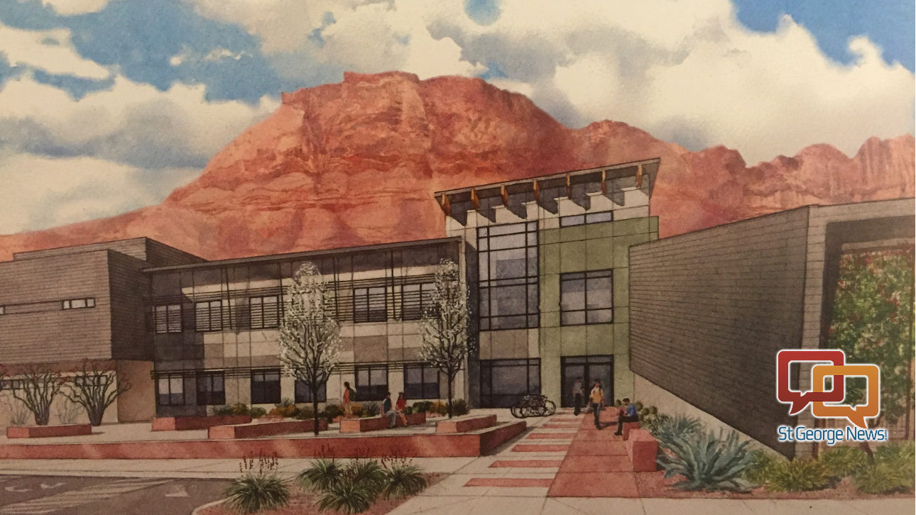 New medical school on track for 2017 opening – St George News
