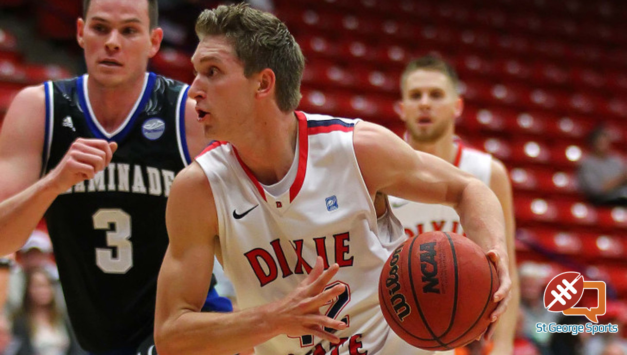 File photo from Dixie State University vs. Chaminade University, Men's Basketball, St. George, Utah, Jan. 5, 2016, | Photo by Robert Hoppie, ASPpix.com, St. George News
