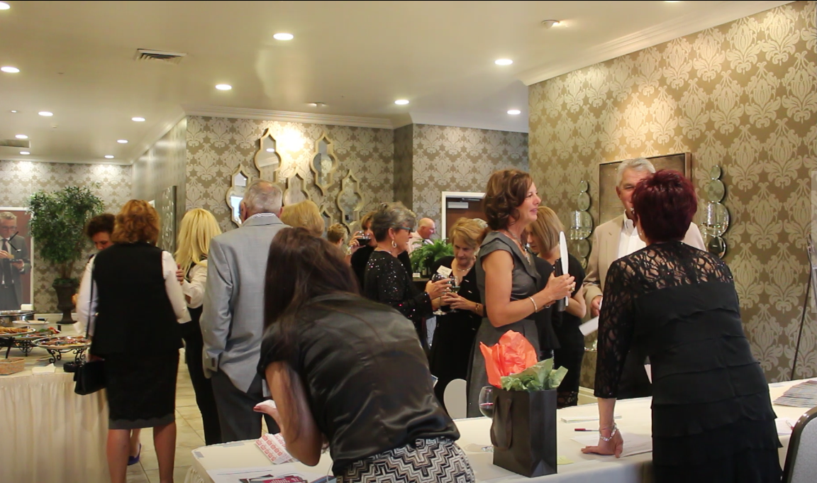 Hundreds attended the sold out AAUW Fundraising Gala held on Saturday at Best Western's Abbey Inn, St. George, Utah, Nov. 5, 2016 | Photo by Cody Blowers, St. George News