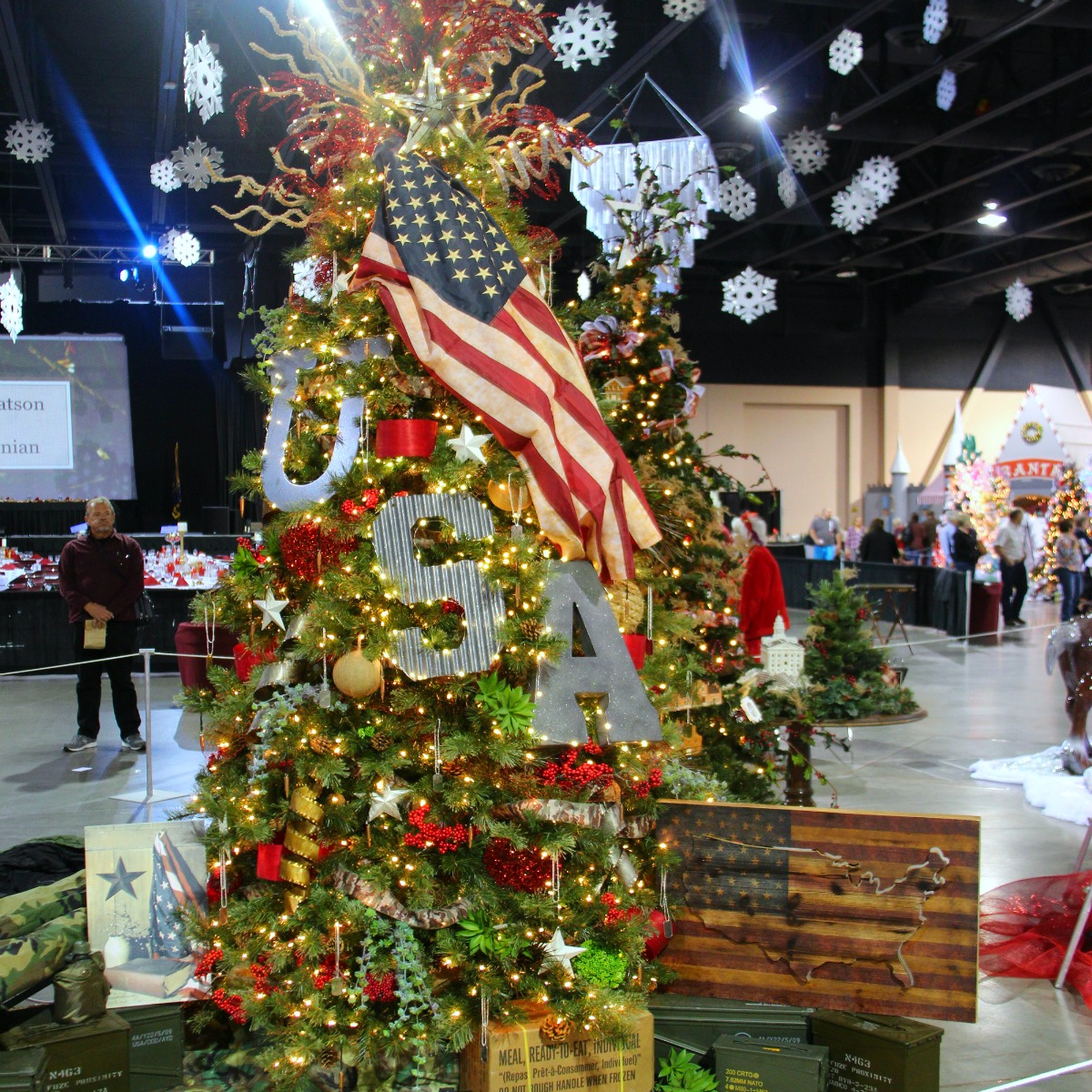 Jubilee of Trees 2015, St. George, Utah, November 2015 | photo courtesy of Intermountain Healthcare Foundation, St. George News