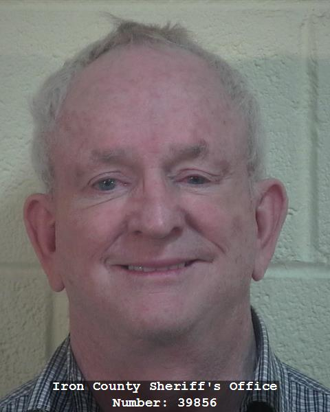 Roger Deamer, 71, was arrested Monday on allegations he stole more than $30,000 from his own business, Cedar City, Utah, De.c. 14, 2016 | Photo courtesy of Iron County Sheriff's Office, St. George / Cedar City News