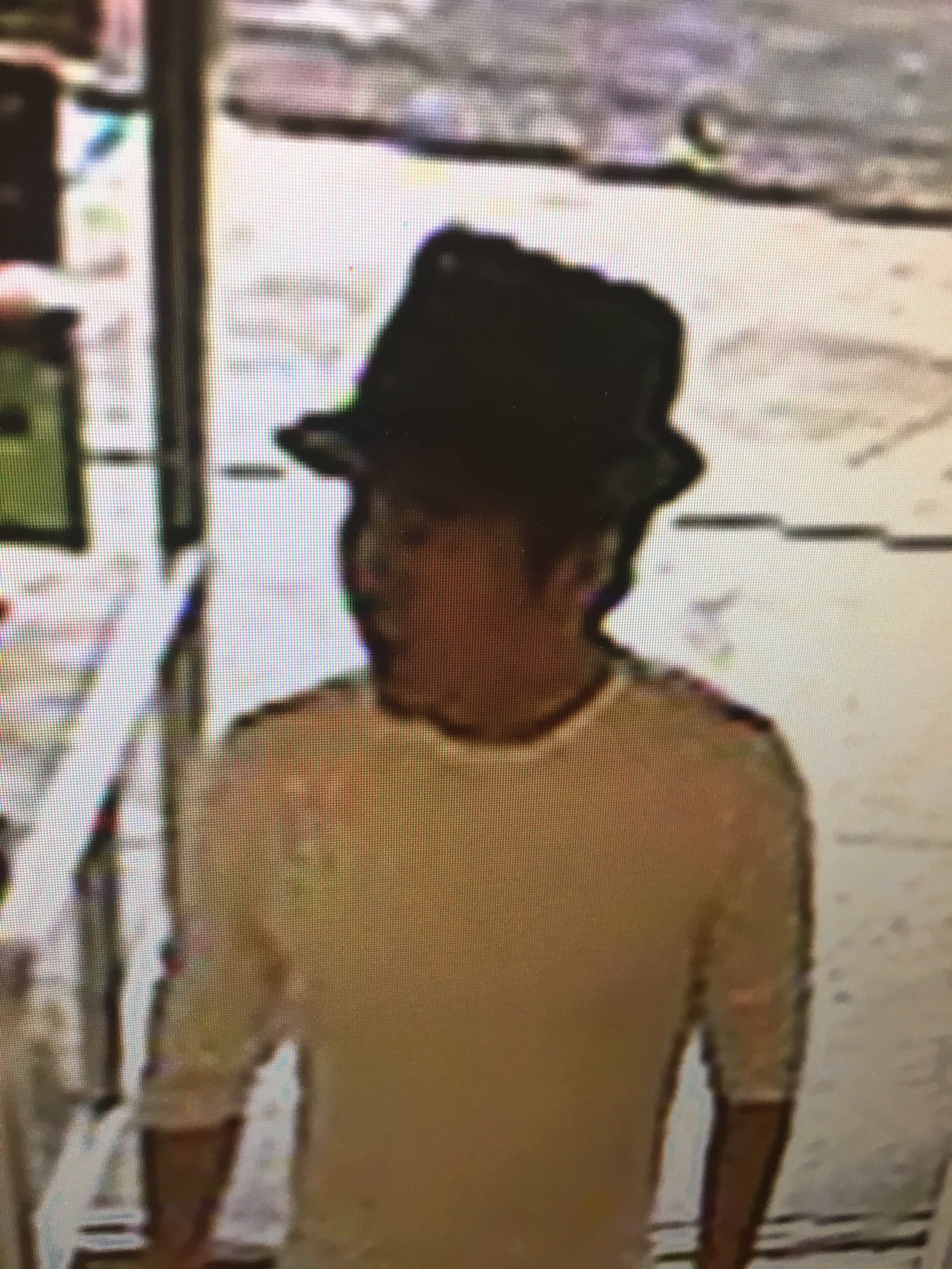 St. George Police released this photo showing a suspect wanted for questioning in an active police investigation, St. George, Utah, Sept. 21, 2016 | Photo courtesy of the St. George Police Department, St. George News