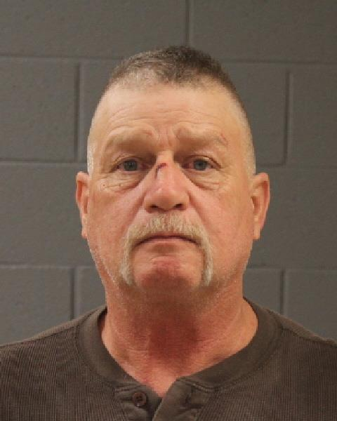 Douglas Cook, of St. George, Utah, booking photo, Dec. 20, 2016 | Photo courtesy of the Washington County Sheriff's Office, St. George News