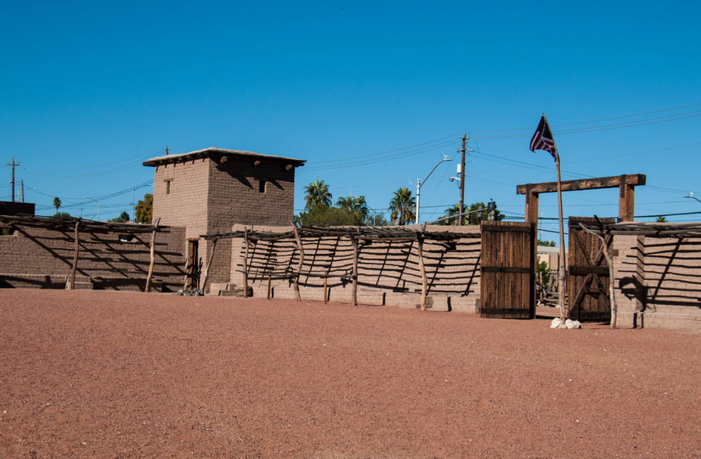 Old Las Vegas Mormon Fort State Historic Park, Las Vegas, Nevada, Nov. 18, 2016 | Photo by and courtesy of Kathy Lillywhite, St. George News