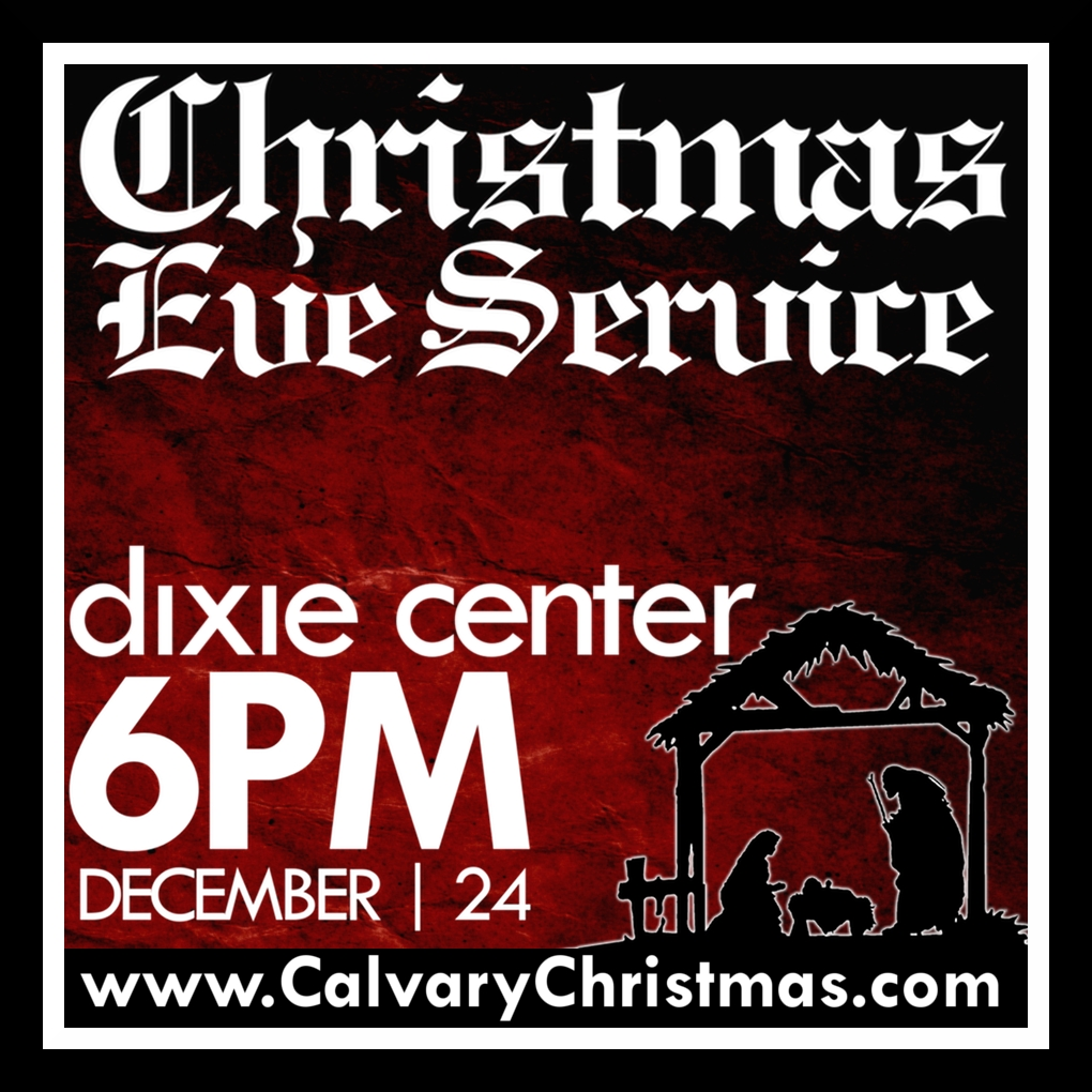Graphic courtesy of Calvary Chapel St. George, St. George News